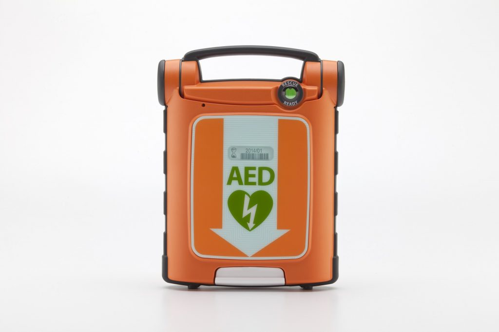 First Aid CPR and AED Training in Atlanta