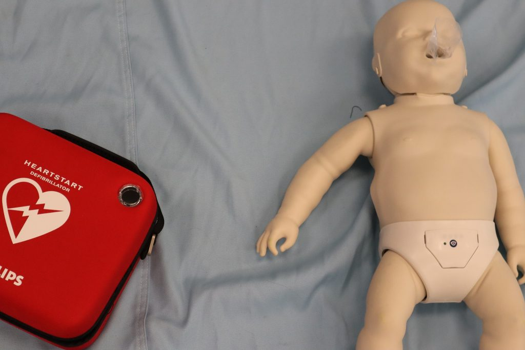 Infant CPR Classes Atlanta
