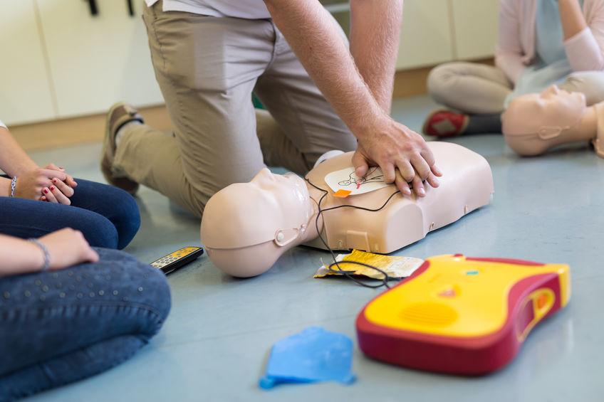 Heartsaver CPR Training