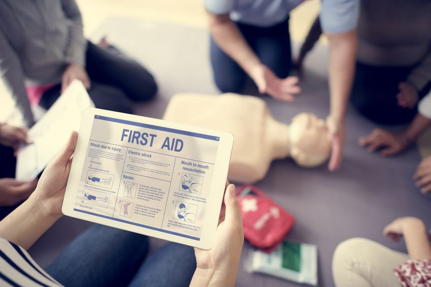 CPR Classes in Atlanta