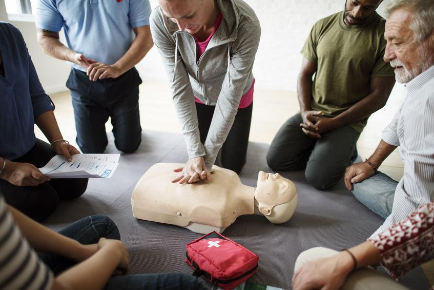 First Aid CPR Marietta ga